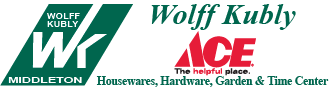 Wolff Kubly ACE Hardware