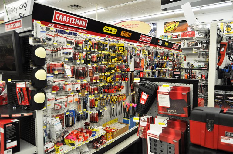 Ace Hardware store_Dane County